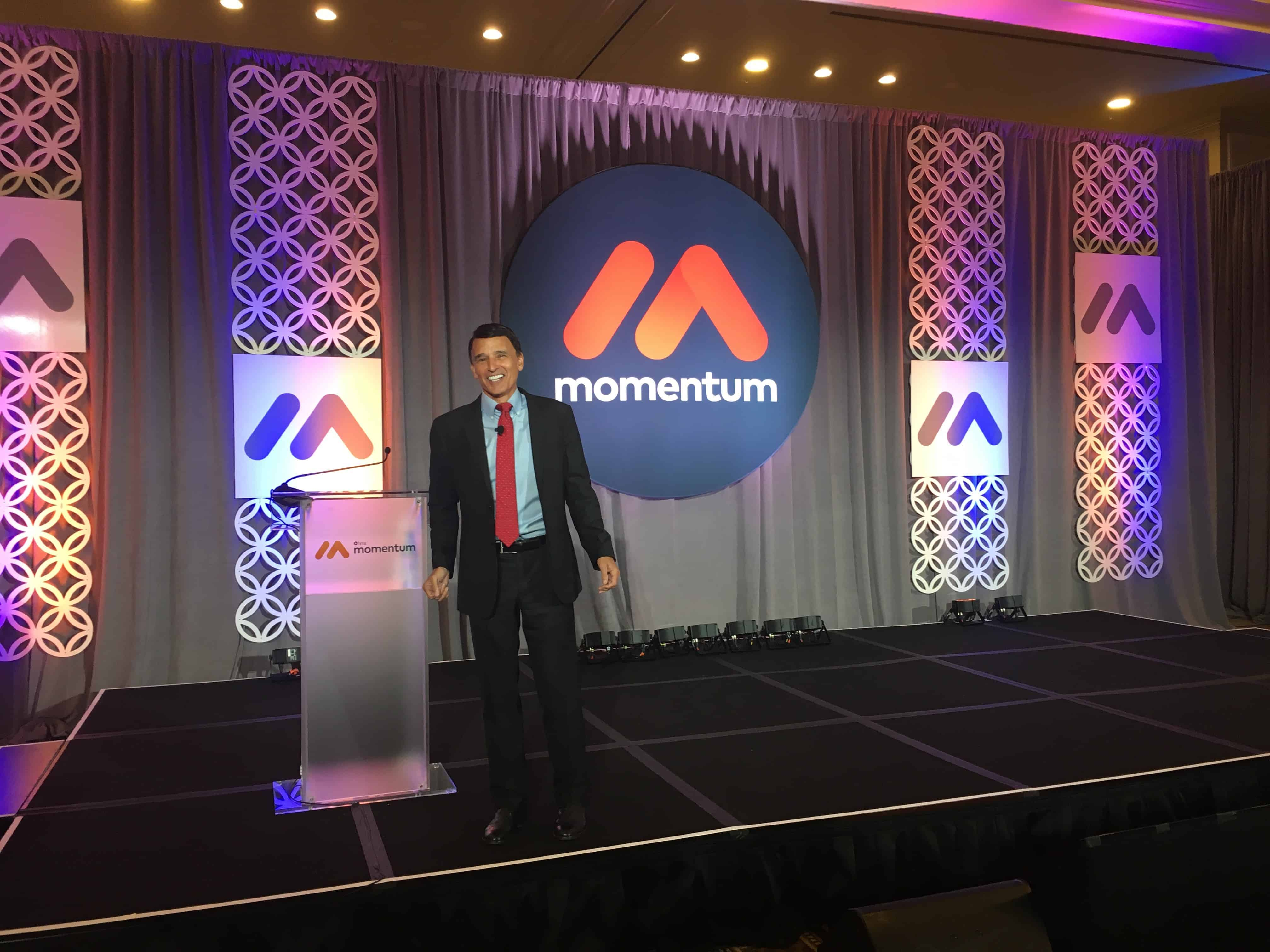 5 solutions for moving healthcare forward from the hms momentum 2018